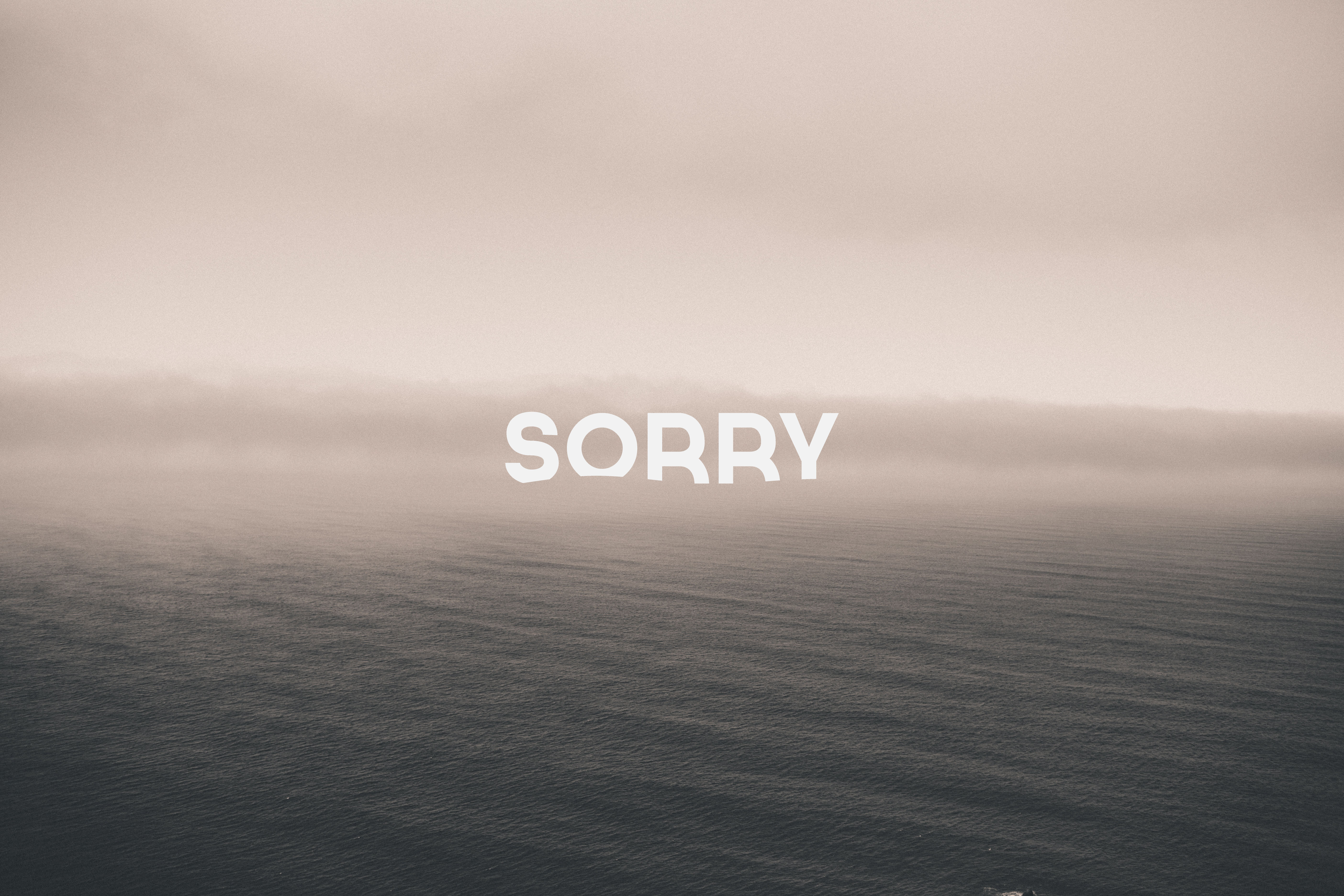 "Why Do We Say ""Sorry"" When Someone Dies?"